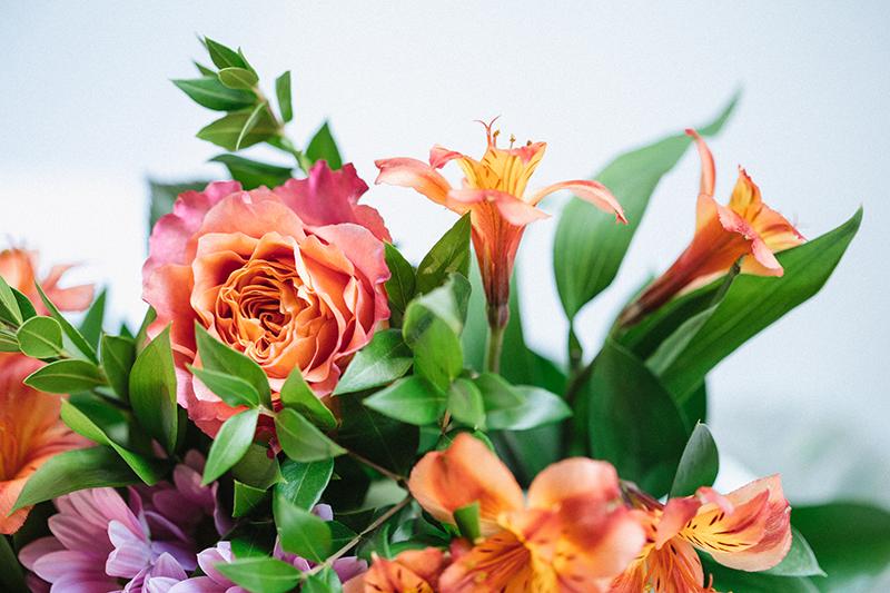 Fleurs d'anniversaire