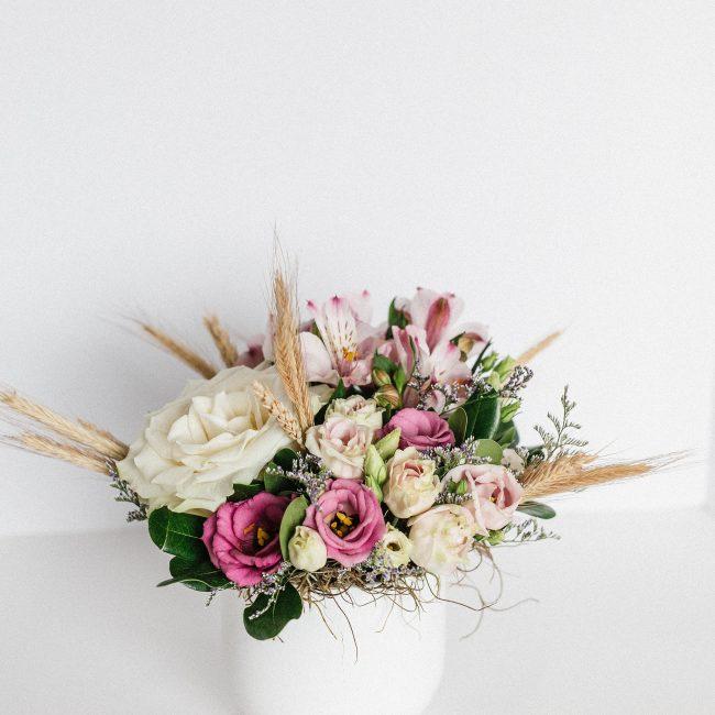 Bouquet Naissance fille
