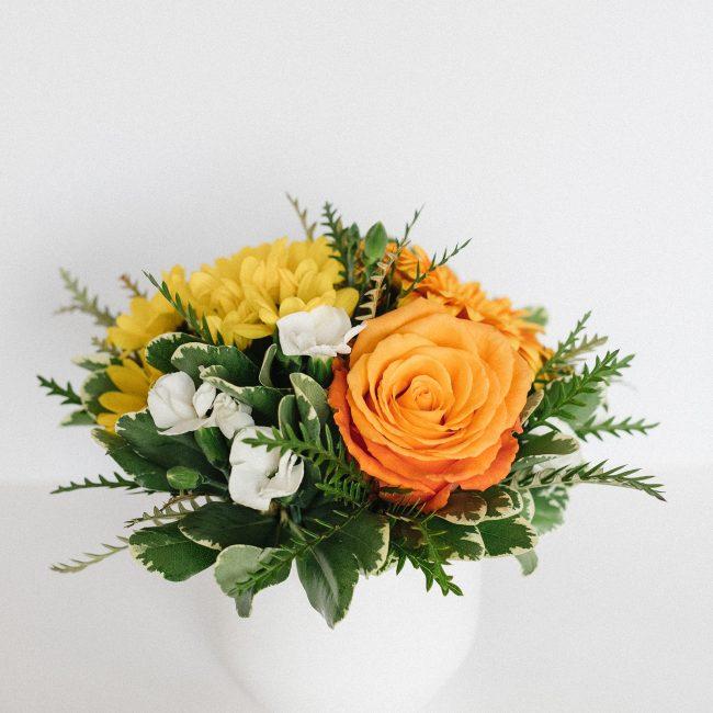 Fleurs de naissance