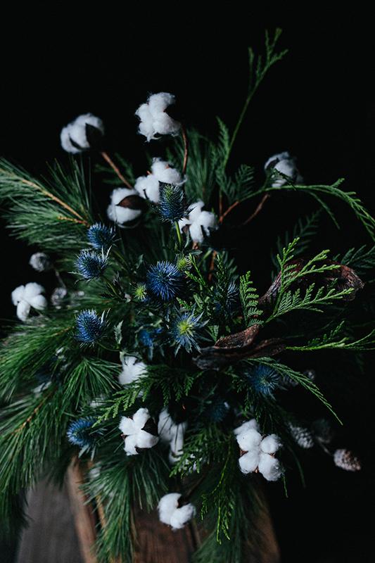 Bouquet de fleurs pour homme