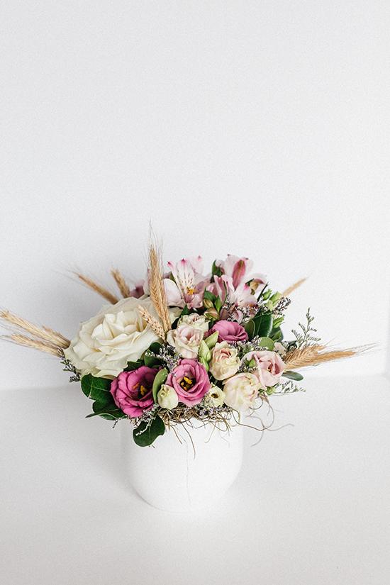 Présentation de nos bouquet de fleurs de naissance